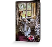 Victorian Cottage Greeting Card
