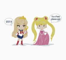Sailormoon in Aurore Princess disney by EdWoody