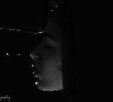 Back&Night - Black&White by Ram Tetro