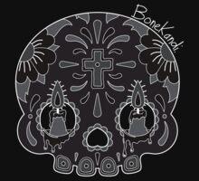 Bone Kandi - The Light B&W by bonekandi