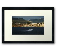 Vancouver's Favourite Vehicle  Framed Print