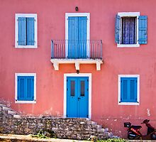 At Home in Greece by vivsworld