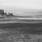 monument valley, arizona by Erwin G. Kotzab