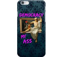 The Death (?) of Socrates iPhone Case/Skin