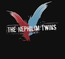 The Nephilim Twins by artsandherbs