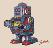 Simple robot by jthing