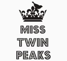 Miss Twin Peaks by Whiteland
