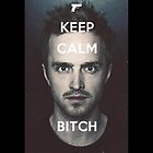 Keep calm Bitch by JacksonSam