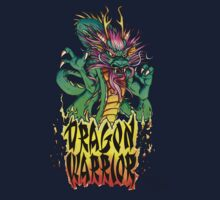 Dragon Warrior by HoneyDawwwg