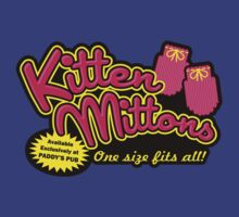Kitten Mittons by Grady