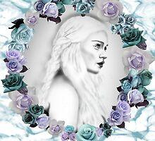 Daenerys Targaryen by Keelin  Small