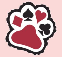 Dogs Playing Poker Paw Kids Clothes