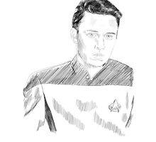 Wesley Crusher by pixhunter