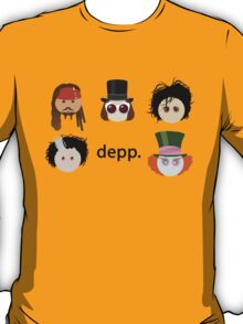 Depp. (Johnny Depp characters) T-Shirt