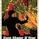 Darn Shame… by MStyborski
