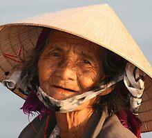 A Vietnamese Lady by DRWilliams