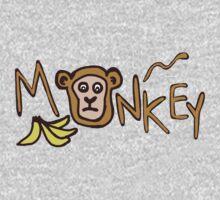 monkey by Logan81