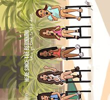 Fifth Harmony - Impossible by MargaHG