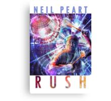 RUSH - Neil Peart Canvas Print
