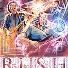 RUSH - Clockwork Angels by uberdoodles