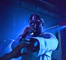Original Photography - MF Doom by angusmacgibbon