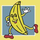 Banana Stand by SwordStruck