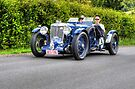 Oldtimer in Belgium by Jeremy Lavender Photography