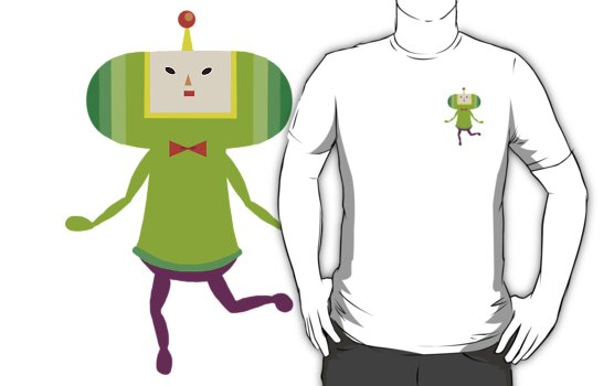 I ♥ my Katamari by Chieko
