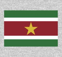 Suriname Flag by cadellin