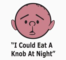 Karl Pilkington - I Could Eat A Knob At Night by KarlPilkington