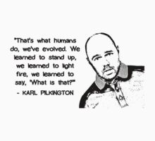 Karl Pilkington - Theory Of Evolution by KarlPilkington