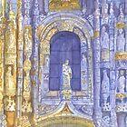 South Portal Mosteiro de Sta. Maria de Belém. by terezadelpilar~ art & architecture