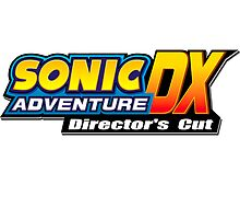 Sonic Adventure DX Logo by natose
