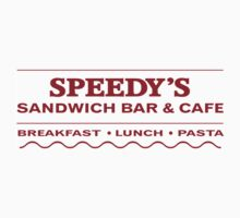 Speedy's Cafe by NatalieMirosch