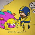 Game Grumps - Pikachu by sketchnate