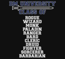 D&D DM university, dungeon master by trekker23