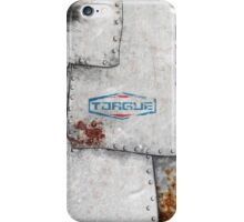 TORGUE! iPhone Case/Skin