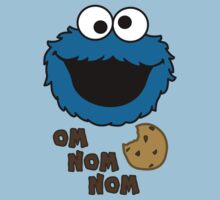 Cookie Monster by WRBclothing