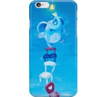 Let Them Smile But Don't Stop! - Adventure of changing the light bulb  iPhone Case/Skin