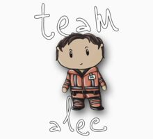 Team Alec Track Tee by sebabybaby