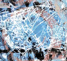 Fragmentalize - Ice Crystals by SRowe Art