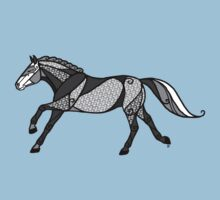 The Dappled Grey Mare Kids Clothes