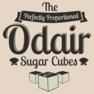 District 4 Sugar Cubes by Rachael Thomas