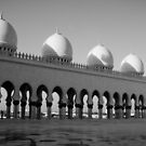 Sheikh Zayed Mosque - Abu Dhabi by KerryPurnell