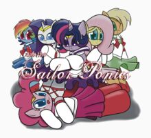 The Sailor Ponies Unite! by SailorPonies