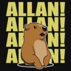 Allan Groundhog by spikeani