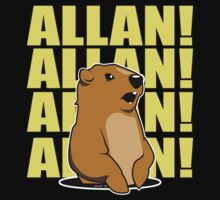 Allan Groundhog T-Shirt