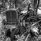 Allis Chalmers,,,,Unable To Move by Adam Kuehl