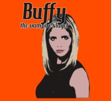 Buffy Pop Art 2 by Jonathon Measday