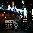 NYPD by Briana McNair